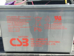 HRL 12390W FR CSB Battery Label 07-05-2016